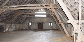 15.Erneuerung des Dachstuhls und Schaffung von Wohnraum
