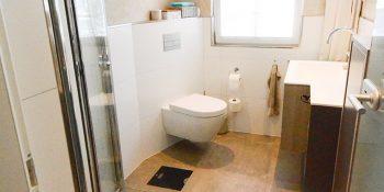 33 bodengleiche Dusche im Dachgeschoss