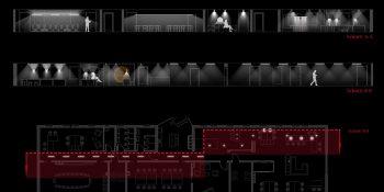 3.Lichtplanung Bürogebäude